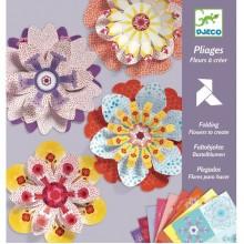 DJECO Kirigami - Papierowe kwiaty 09403