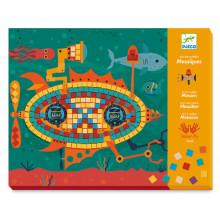 DJECO - Mozaiki - Za kierownicą 09421