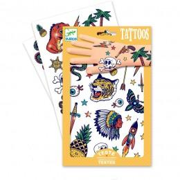 DJECO 09577 Tatuaże - Bang-Bang