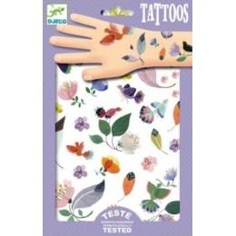 DJECO 09582 Tatuaże - W locie