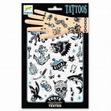 DJECO - Tatuaże dla dzieci - Ciemna strona 09594