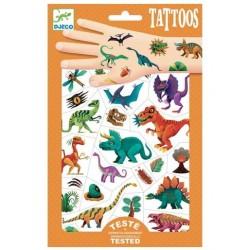 DJECO - Tatuaże dla dzieci - Klub Dino 09598