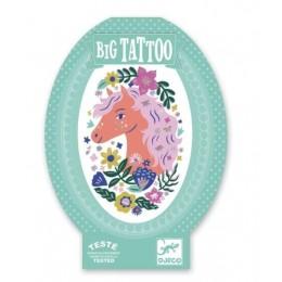 DJECO Tatuaż – Poetycki Koń 09608