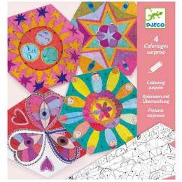 DJECO – Kolorowanka Konstelacje-Mandale 09655