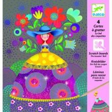 DJECO 09725 Wydrapywanka - Bal Piękności
