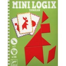DJECO 05360 Mini gra - Tangramy