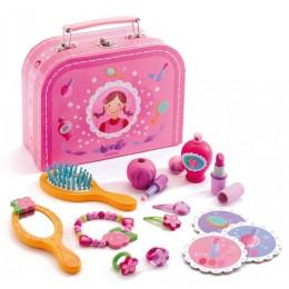 DJECO 06552 Podręczny kuferek małej damy