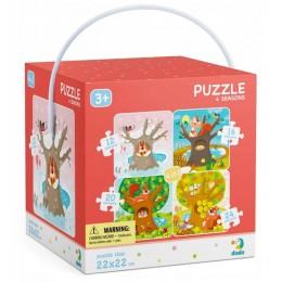 DODO – Puzzle 4w1 – 4 pory roku 300125