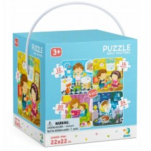DODO – Puzzle 4w1 – Mój Dzień 300130