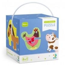 DODO – Moje pierwsze puzzle – Zwierzęta domowe 300152