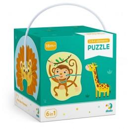 DODO – Moje pierwsze puzzle – Zwierzęta 300153