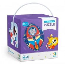 DODO – Moje pierwsze puzzle – Transport 300154