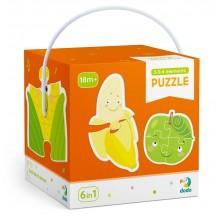 DODO – Moje pierwsze puzzle – Warzywa i owoce 300155