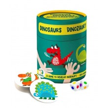 DODO – Gra na spostrzegawczość – Dinozaury 300207