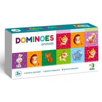 DODO – Domino zwierzęta 300248