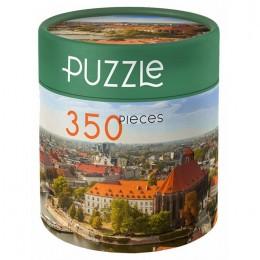 Dodo – Puzzle polskie miasta – Wrocław – 350 el. – 300388
