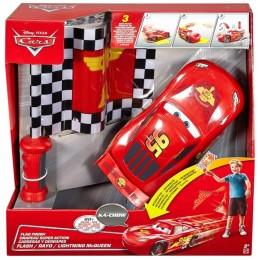 Cars 2 Auta Mattel DPL07 Zdalnie sterowany Zygzak McQueen