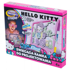 Dumel Discovery Creative 37105 Color'n'Glow - Hello Kitty