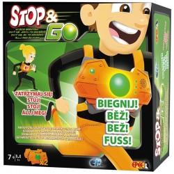 Epee - Wyścig Agentów Stop&Go - Gra z czujnikiem ruchu 02847