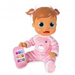 Baby Wow – Interaktywny Bobas Emma 38 cm - 03198