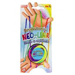 Epee - NEO-LINA - Granie w zaplątanie - 03699 Brokatowa neolina