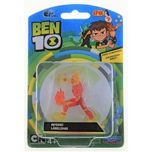 Ben 10 - Inferno Minifgurka - 76762