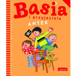 Egmont - Basia i Przyjaciele - Antek - 114210