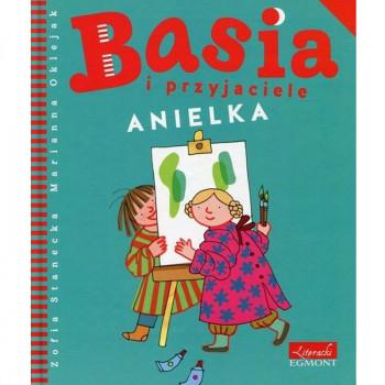 Egmont - Książeczka Basia i Przyjaciele - Anielka - 114227