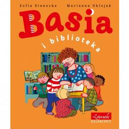 Egmont - Książeczka Basia i biblioteka - 121980