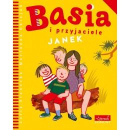Egmont - Książeczka Basia i przyjaciele - Janek - 137110