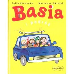 Egmont - Książeczka Basia i podróż - 660930