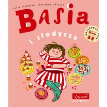 Egmont - Książeczka Basia i słodycze - 752202