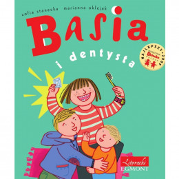 Egmont - Książeczka Basia i dentysta - 752431
