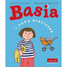 Egmont - Basia i nowy braciszek - 753209
