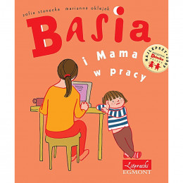 Egmont - Basia i Mama w pracy - 753360