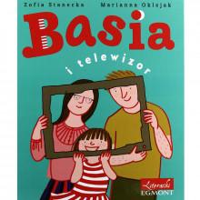 Egmont - Książeczka Basia i telewizor - 753926