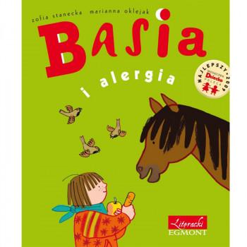 Egmont - Książeczka Basia i alergia - 776024