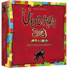 Egmont – Gra rodzinna – Ubongo 3D 9687