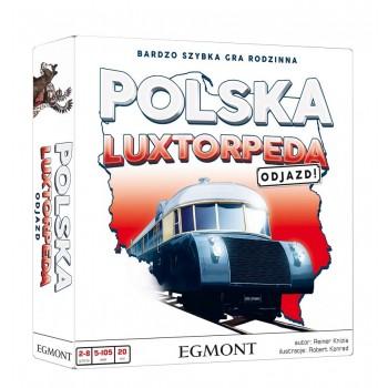 Egmont – Gra rodzinna – Polska Luxtorpeda Odjazd! 9793