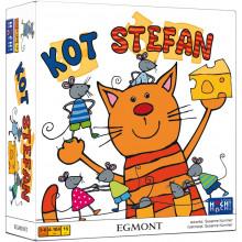 Egmont - Gra rodzinna - Kot Stefan 5986
