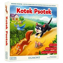 Egmont - Kotek Psotek - Gra kooperacyjna 7355
