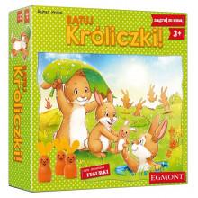 Egmont - Ratuj króliczki - Pierwsza gra dla dziecka 6716