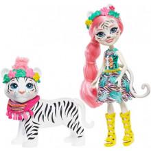 Enchantimals – Tadley Tiger i Kitty – FKY72 GFN57