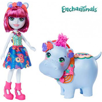 Enchantimals - Hedda i Hipopotam - GFN56