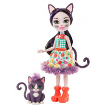Enchantimals - Lalka Ciesta Cat i Climber - GJX40