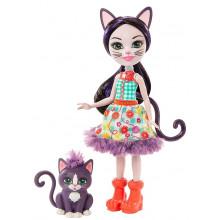 Enchantimals - Lalka Ciesta Cat i Climber - GJX40