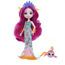 Enchantimals Royal – Lalka Maura Mermaid – FNH22 GYJ02