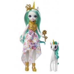 Enchantimals Royal – Lalka Queen Unity + Stepper GYJ13