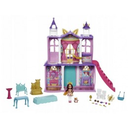 Enchantimals Royal – Królewski Pałac + lalka Felicity Fox GYJ17