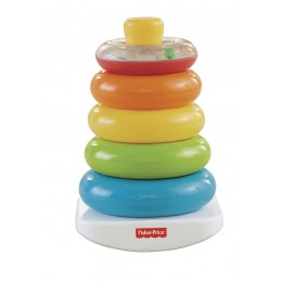 Fisher Price Piramida z kółek FHC92